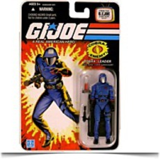 25TH Anniversary Wave 8 Cobra Commander