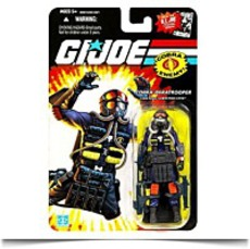 3 34 Wave 10 Action Figure Paraviper
