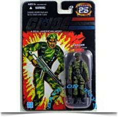 Discount G I Joe 25TH Anniversary 3 34 Wave