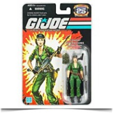 G I Joe 25TH Anniversary 3 34 Wave