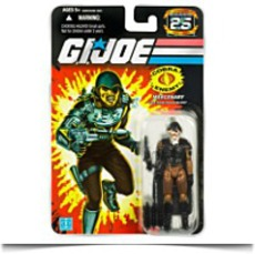 Discount Gi Joe 25TH Anniversary Wave 8 Mercenary