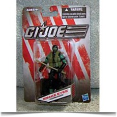 Gi Joe 4 Action Figure Commando Snake