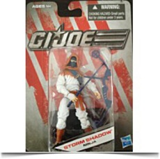 Gi Joe General Dollar Exclusive Storm