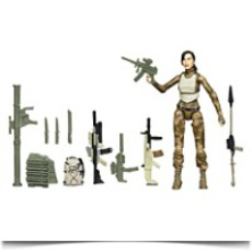 Save Lady Jaye Action Figure