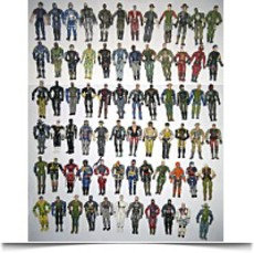 Discount Lot G I Joe Vs Cobra 10X Pcs Figures