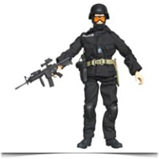 Save Navy Special Ops Action Figure