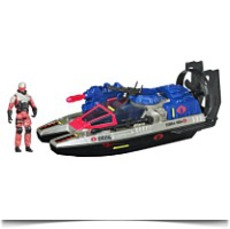 Save Retaliation Cobra Fang Boat Vehicle