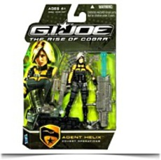 Rise Of Cobra 3 34 Action Figure