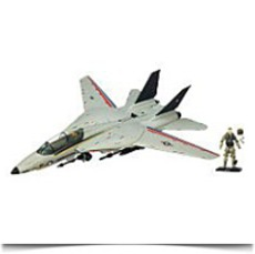 Discount Sky Striker Jet With Capt Ace Figure
