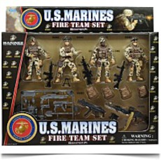 Discount U S M C Fire Team Set