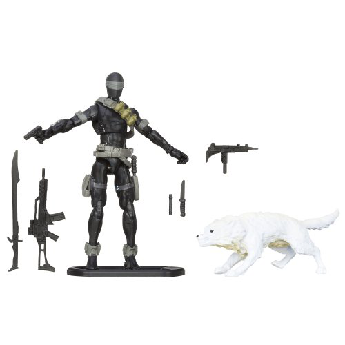Snake Eyes 3 75 Action Figure