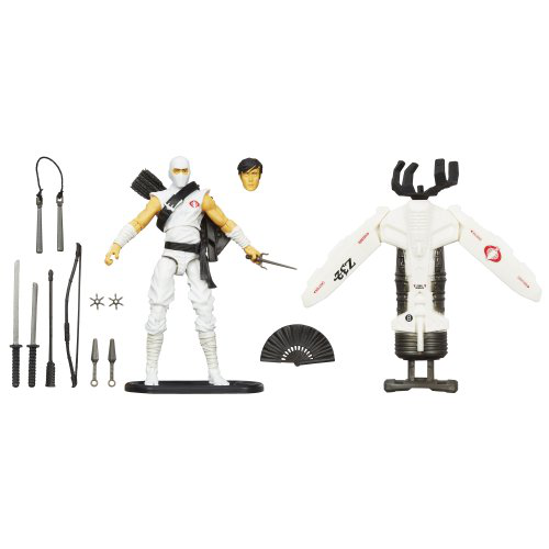 G. I. Joe Storm Shadow 3. 75 Action Figure