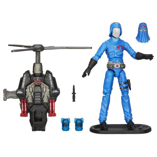 Cobra Commander 3 75 Action Figure