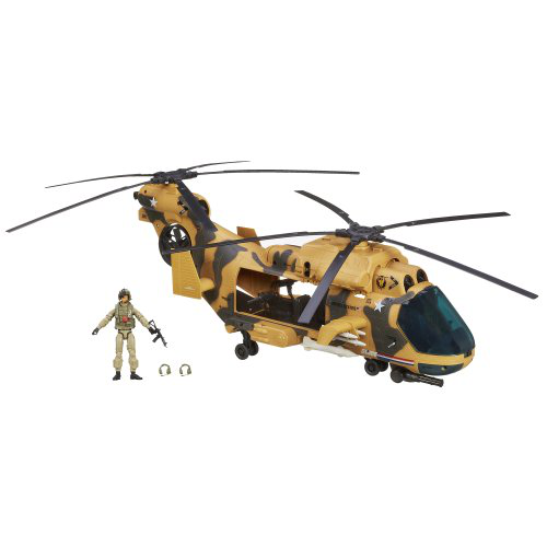 G. I. Joe Eaglehawk Helicopter